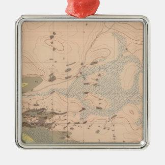 Detailed Geology Sheet XVIII Ornament
