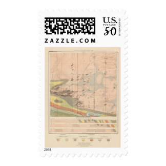 Detailed Geology Sheet XVIII Postage