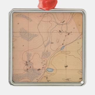 Detailed Geology Sheet XXI Christmas Ornaments