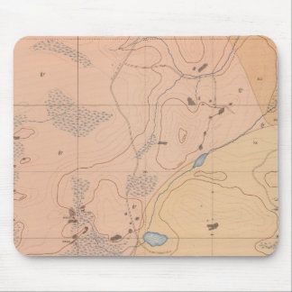 Detailed Geology Sheet XXI Mouse Pad