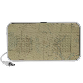 Detailed Geology Sheet XXII Travelling Speakers