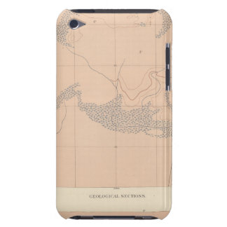 Detailed Geology Sheet XXIII iPod Case-Mate Case