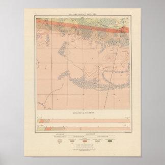 Detailed Geology Sheet XXIII Poster