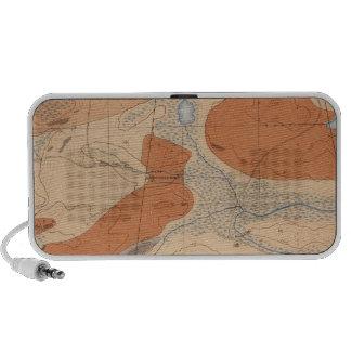 Detailed Geology Sheet XXIV Laptop Speakers