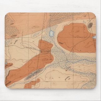 Detailed Geology Sheet XXIV Mouse Pad