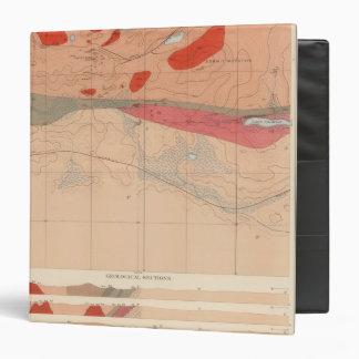 Detailed Geology Sheet XXIX 3 Ring Binder