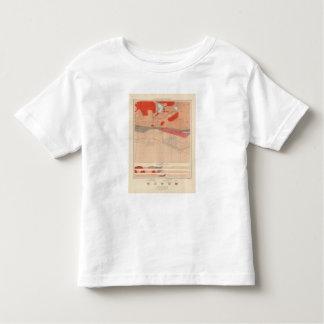Detailed Geology Sheet XXIX Toddler T-shirt