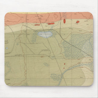Detailed Geology Sheet XXV Mouse Pad