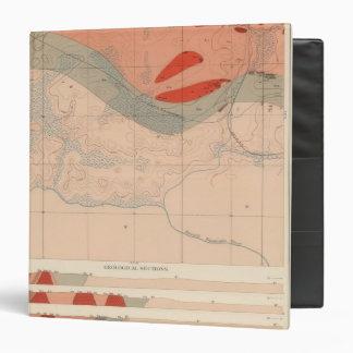 Detailed Geology Sheet XXVI Binder