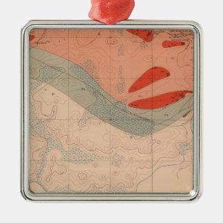 Detailed Geology Sheet XXVI Christmas Ornament