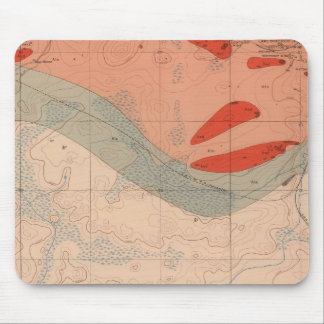 Detailed Geology Sheet XXVI Mouse Pad