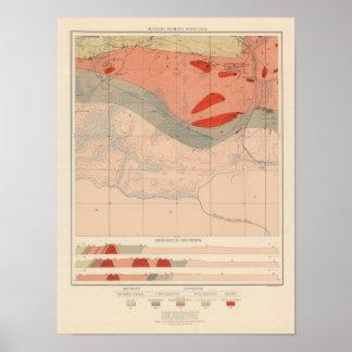 Detailed Geology Sheet XXVI Poster