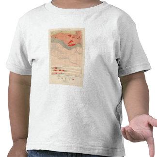 Detailed Geology Sheet XXVI Tee Shirt