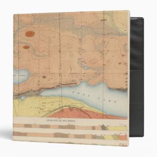 Detailed Geology Sheet XXVII Binder