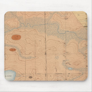 Detailed Geology Sheet XXVII Mouse Pad