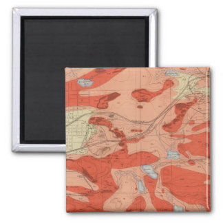Detailed Geology Sheet XXVIII Magnet