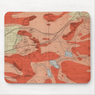 Detailed Geology Sheet XXVIII Mouse Pad