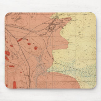 Detailed Geology Sheet XXXI Mouse Pad