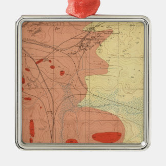 Detailed Geology Sheet XXXI Ornaments