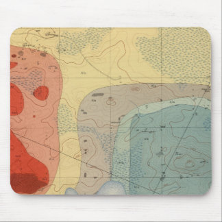Detailed Geology Sheet XXXIV Mouse Pad