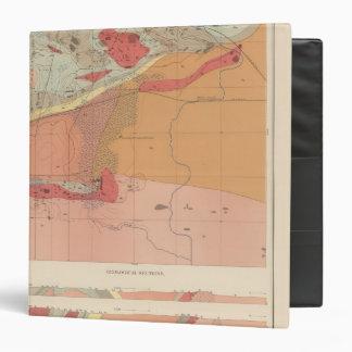 Detailed Geology Sheet XXXV 3 Ring Binder