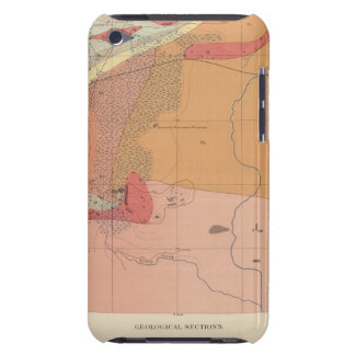 Detailed Geology Sheet XXXV Barely There iPod Cover