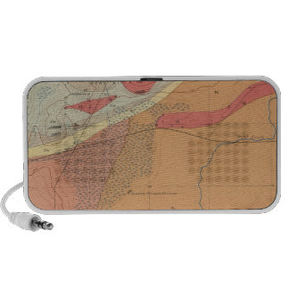Detailed Geology Sheet XXXV iPod Speakers
