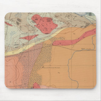 Detailed Geology Sheet XXXV Mouse Pad