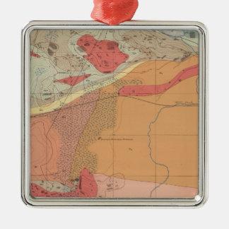 Detailed Geology Sheet XXXV Ornaments