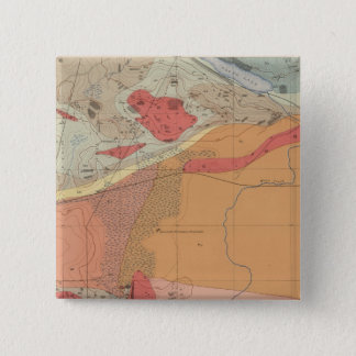 Detailed Geology Sheet XXXV Pinback Button