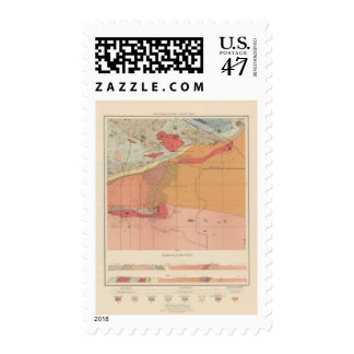 Detailed Geology Sheet XXXV Postage