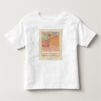 Detailed Geology Sheet XXXV Toddler T-shirt