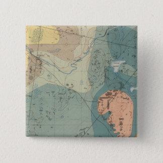 Detailed Geology Sheet XXXVII Pinback Button