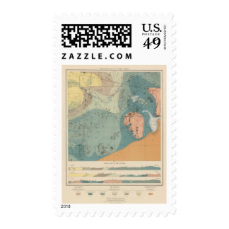 Detailed Geology Sheet XXXVII Stamps