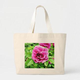 Detailed Image Of Rose Flower 3 Tote Bag