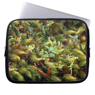 Detailed Moss Laptop Sleeve