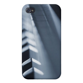 Detailed Piano Keys 2 Case For iPhone 4
