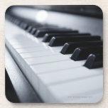 Detailed Piano Keys Coaster