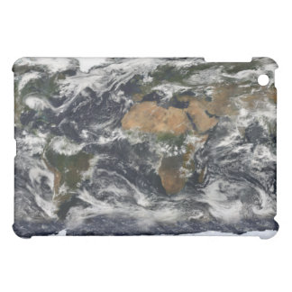 Detailed satellite view of Earth iPad Mini Cover