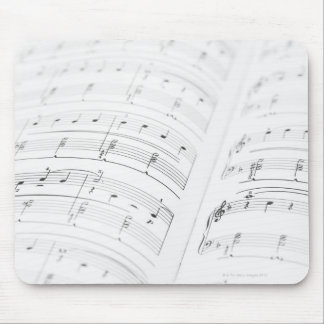 Detailed Sheet Music 3 Mousepads