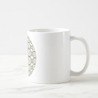 Detailed Stitching Coffee Mug