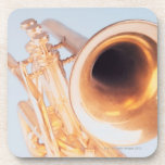 Detailed Trumpet 2 Coasters