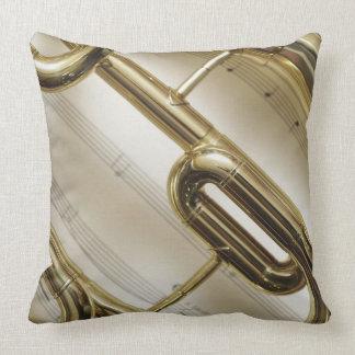 Detailed Trumpet Pillow