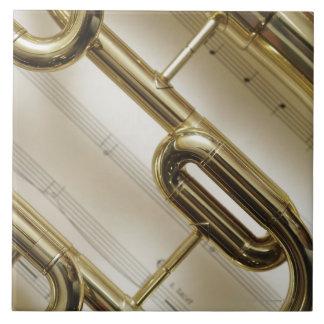 Detailed Trumpet Tile