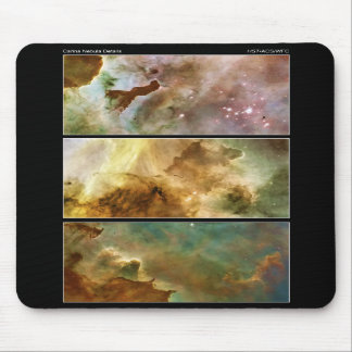 Detailed View of the Carina Nebula NGC 3372 Mouse Pads