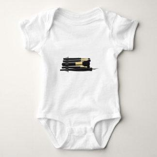 DetailedApplicators080509 Baby Bodysuit