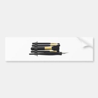DetailedApplicators080509 Bumper Sticker