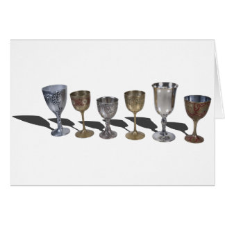 DetailedGoblets042113.png Greeting Card