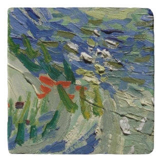 Details from Van Gogh's Olive Grove Trivet