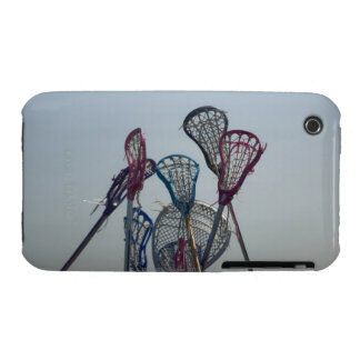 Details of Lacrosse game iPhone 3 Case-Mate Case